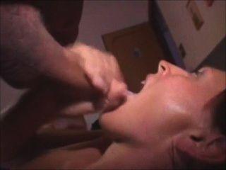 scopata in gola ingoio